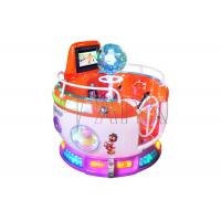 Buy cheap Sturdy Racing Game Machine Revolving Cup MP5 Entertainment Park Ride from wholesalers