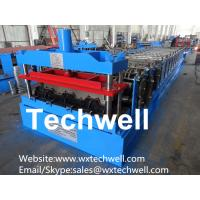 Wholesale Steel Structure Floor Deck Roll Forming Machine for Making Steel Structure Floor Decking Panel from china suppliers