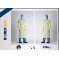 Wholesale Waterproof SBPP+PE Disposable Protective Gowns ,SMS Surgical Gowns Standard Sterile from china suppliers
