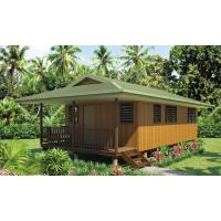 Wholesale Cyclone proof, Australian Standard Light Steel Framing Wooden Bungalow from china suppliers
