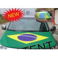 Buy cheap Promotional Car Hood Covers National Digital Sublimated Printting Flag 80*120cm from wholesalers