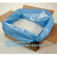 Buy cheap Food Grade Bag: Low Density Poly Liners, Insulated Foil Bubble Box Liners for Cold Shipping, Poly Gaylord Liners from Li from wholesalers