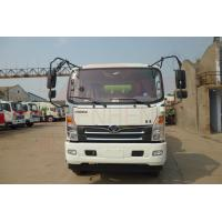 Wholesale Transit 6cbm Truck Mounted Concrete Mixer, Low Angle Cement Delivery Trucks from china suppliers