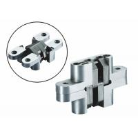 Wholesale Self Closing Stainless steel Concealed Hinge with spring inside for Channel gate from china suppliers