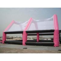 Buy cheap Mobile Inflatable paintball filed for paintball bunker games from wholesalers