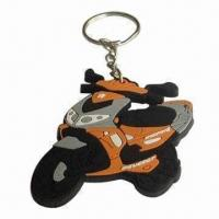Wholesale Arena Sports Series PVC Keychain, Customized Premiums with Eco-friendly Material, OEM/ODM Welcomed from china suppliers