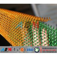 Buy cheap Decorative Mesh Curtain, Decorative Mesh Divider, Metal Curtain Wall, Chain Link Mesh from wholesalers