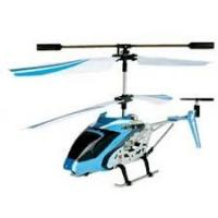 Wholesale Favorable design fashionable appearance blue 2.4Ghz electric  4 Channel RC Helicopter from china suppliers