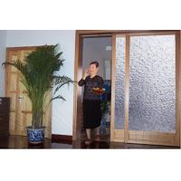 Buy cheap Small Frameless Automatic Sliding Glass Door Automatic Opening Doors Soft Closing Function from wholesalers