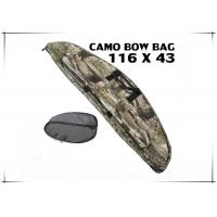Buy cheap Compound Camo Bow Case 600D polyester 116 x 43 x 6 cm With PVC coating from wholesalers