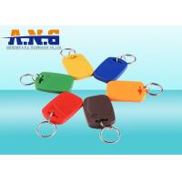 Buy cheap Plastic Proximity Rfid Key Fob Waterproof For Entry Access Control System from wholesalers