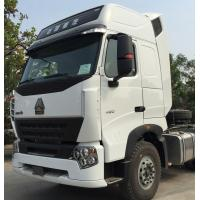 Buy cheap Euro2 420HP SINOTRUK HOWO A7 Tractor Truck LHD 6X4 , HOWO SINO Truck from wholesalers