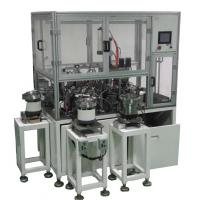 Buy cheap Automotive Switch Assembly Line Automation Equipment , Automotive parts Assembly Equipment from wholesalers
