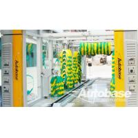 Buy cheap Car wash equipment with three drying blower fans, rollover wash systems from wholesalers