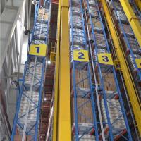 Buy cheap ASRS Automated Storage And Retrieval System Robot Welding10 - 30m Height from wholesalers