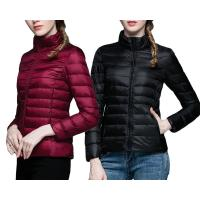 Buy cheap Wholesale stock down jacket high quality cheap puffer jacket for women from wholesalers