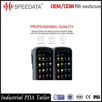 Buy cheap 1D Android Barcode Scanners Reader 4G Wifi Barcode Handheld Scanner Quad Core 1.3G from wholesalers