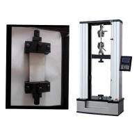 Buy cheap 20KN Door Type Non - Metal Tensile Strength Testing Machine With Full Automatic Control from wholesalers