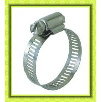 Buy cheap galvanized hose clamps from wholesalers