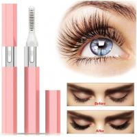 Buy cheap Heated Eyelash Curlers Electric USB Eye Lashes Curling Makeup Bushy Long Lasting Portable Beauty Instrument from wholesalers