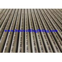 Buy cheap Building Materials Stainless Steel Seamless Pipe from wholesalers