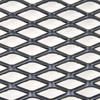 Buy cheap Plastic Coating Galvanized Steel Expanded Wire Mesh For Road Fence from wholesalers