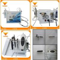 Buy cheap Portable Ultrasonic Oxygen Spray diamond dermabrasion Hydrafacial Skin Care Machine from wholesalers