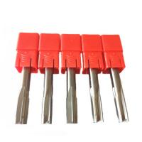 Buy cheap 4F Straight Flute Carbide End Mill Reamer Machine Drilling Bit Spiral Downcut from wholesalers