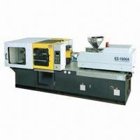 Buy cheap Plastic Injection Machine with 1,250 Screw Torque and 1,600 Maximum Clamping Force from wholesalers