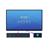Buy cheap STboard High End Intel I3 I5 I7 Touch screen Smart Interactive Flat Panel touch screen whiteboard from wholesalers