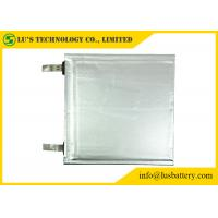 Buy cheap Cp135050 3v 550mah Limno2 Ultra Slim Battery Pouch Cell Shape Rfid Application from wholesalers