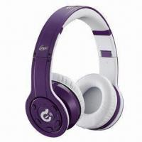 Buy cheap G14 Bluetooth Stereo Headphone with Noise Cancelling Function and 3.6V Working Voltage from wholesalers