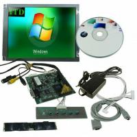 Buy cheap 5.7-84 LCD Panel Kits LCD Touch Screen Kit Dual LVDS Interface Output from wholesalers