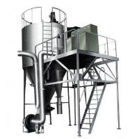 Buy cheap High Efficient Milk Spray Dryer Machine 380 V Spray Congealing Equipment from wholesalers