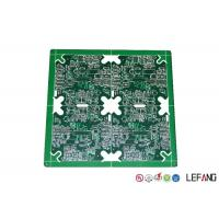 Buy cheap Lead Free High Frequency PCB Board Multilayer 1 OZ Copper For Communication product