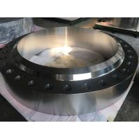 Buy cheap Steel Flanges ASME SA-182 Gr.F321H,FVC Forging,RTJ HB (Nut Stop),For Chemical product