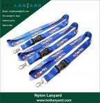 Buy cheap Cheap Wholesale Custom Logo Neck Strap Polyester Woven Nylon Printing Sublimatio from wholesalers