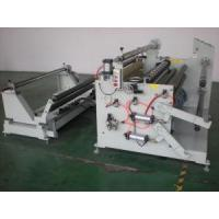 Buy cheap Roll Release Liner/Liner Paper/Thermal Paper Slitting Machine from wholesalers