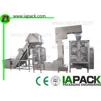 Buy cheap Bean Sprouts Polythene Bag Packing Machine Auto Feeding Device from wholesalers