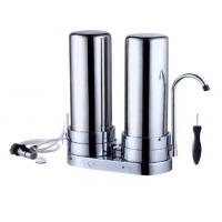Buy cheap Ceramic Stainless Steel Faucet Water Filter Alkaline Water Purifier from wholesalers