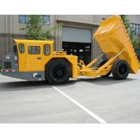 Buy cheap 240kw 20 Ton Underground Dump Truck Water Cooled Turbo Charged from wholesalers
