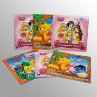 Promotional Comic Art Book Printing With Saddle Stitch Binding For Children Manufactures