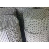 Buy cheap Customzied Ceramic Structured Packings , High Capacity Distillation Column Internals from wholesalers