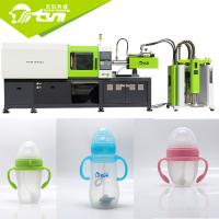 Buy cheap 12kw Servo Motor Automatic Silicone Injection Molding Machine For Baby Feeder Bottle from wholesalers