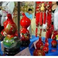 Buy cheap Lacquer Painting On the  Calabash Gourds from wholesalers