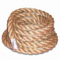 Buy cheap Wear-resistant Rope with Nylon Coarse Monofilament Compound, Made of Polyester and Polypropylene from wholesalers