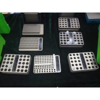 Buy cheap Cryogenic Benchtop Test Tube Holder Metal  with size 135*94*38mm/19mm from wholesalers