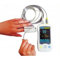 Buy cheap YK-820 handheld pulse oximeter SPO2/Pulse Rate/TEMP(Optional) from wholesalers