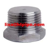 Wholesale duplex stainless ASTM A182 F59 hex head plug from china suppliers