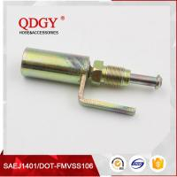 Buy cheap brake hose line pipe thread fitting involve a ISO Flare Bubble flare from wholesalers